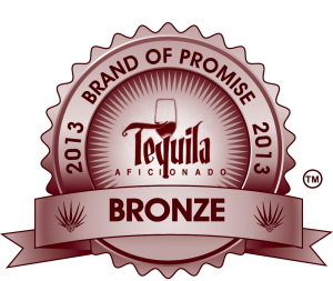BRONZE-2013  Brand of promise